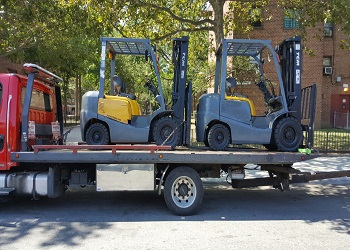 flatbed towing service NYC